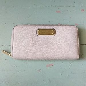 Marc by Marc Jacob's Pink Wallet